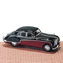 Classic British Motor Cars: Jaguar