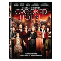 Crooked House DVD & Blu-ray