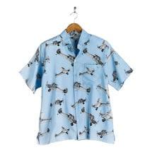 Men's Airplane Camp Shirt