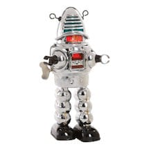 Robot Wind-Up Figure