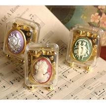 Cameo Music Boxes Collection