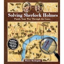 Solving Sherlock Holmes Book