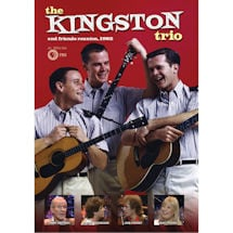 Kingston Trio & Friends Reunion DVD