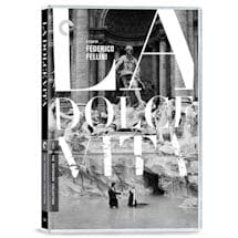 The Criterion Collection: La Dolce Vita DVD & Blu-ray