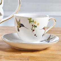 Hummingbird Cup and Saucer