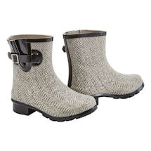 Herringbone Wellies: Short