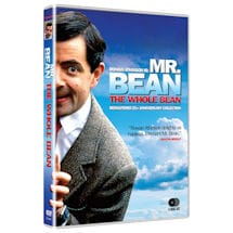 The Whole Bean: 25th Anniversary Collection DVD