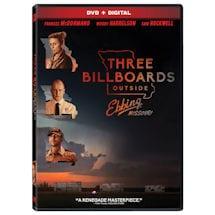 Three Billboards Outside Ebbing Missouri DVD & Blu-ray
