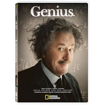 Genius Complete Series DVD