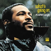 Marvin Gaye: What's Going On LP Vinyl Record