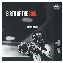 Miles Davis: Birth of the Cool LP Vinyl Record
