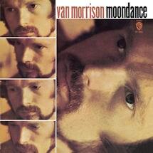 Van Morrison: Moondance LP Vinyl Record