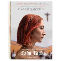 Lady Bird DVD & Blu-ray