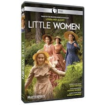 Little Women DVD & Blu-ray