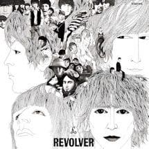Revolver LP Vinyl Record