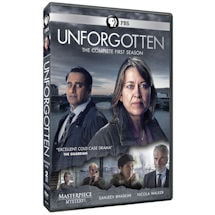 Unforgotten: Season One DVD & Blu-ray
