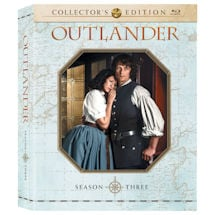 Outlander Season Three Limited Edition Blu-Ray
