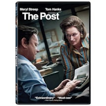 The Post DVD