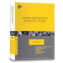 Ingrid Bergman's Swedish Years