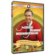 PRE-ORDER Mister Rogers Neighborhood: It's A Beautiful Day Collection