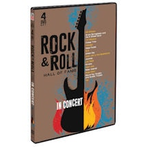 Rock and Roll Hall of Fame: In Concert DVD & Blu-ray