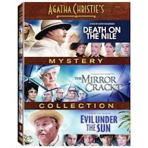 Agatha Christie's Mystery Collection DVD
