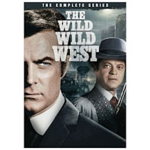 The Wild Wild West: Complete Series DVD