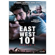 East West 101: Series 3 DVD