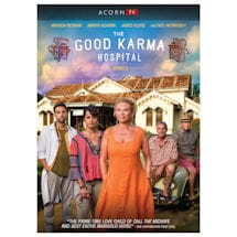 PRE-ORDER The Good Karma Hospital, Series 2