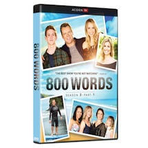 PRE-ORDER <br>800 Words: Season 3 DVD
