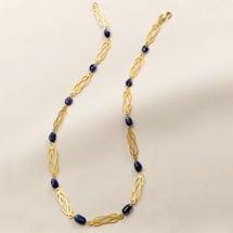 Herculean Knot Necklace