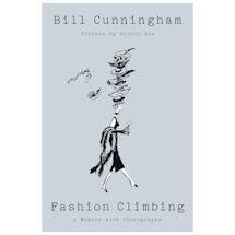 Fashion Climbing: A Memoir with Photographs Hardcover