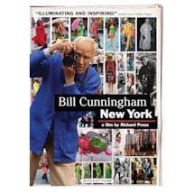 Bill Cunningham New York DVD & Blu-ray