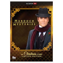 Murdoch Mysteries: The Christmas Cases Limited Edition DVD