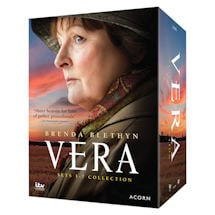 PRE-ORDER Vera 1-7 Collection DVD