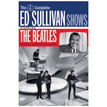 Complete Ed Sullivan Shows Starring The Beatles DVD