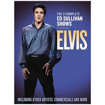 Complete Ed Sullivan Shows Starring Elvis Presley DVD