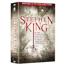 Stephen King TV and Film Collection DVD