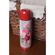 Lush Roses Thermos