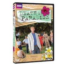 Death in Paradise Season Six DVD