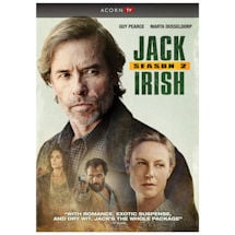 PRE-ORDER Jack Irish: Season 2 DVD & Blu-ray