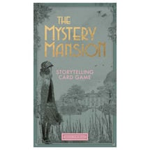 Mystery Mansion Storytelling Card Game