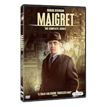 Maigret The Complete Series