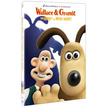 Wallace & Gromit: The Curse of the Were- Rabbit DVD