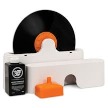 Vinyl Record Washer System