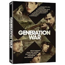 Generation War DVD & Blu-ray