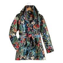 Garden Rain Jacket with Detachable Hood
