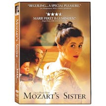 Mozart's Sister DVD & Blu-ray