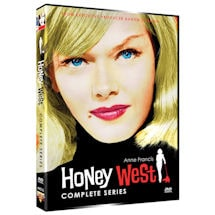 Honey West: The Complete Series DVD
