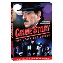 Crime Story: The Complete Collection DVD